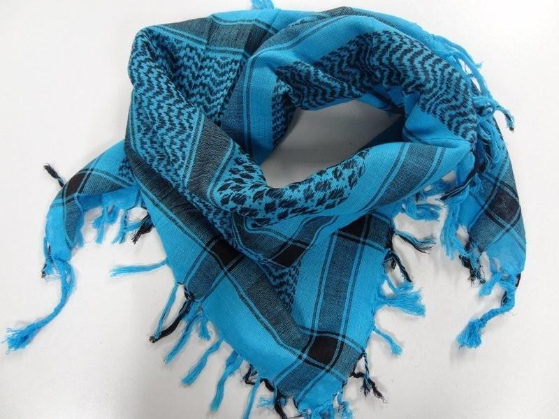keffieh foulard palestinien turq. Black Bedroom Furniture Sets. Home Design Ideas