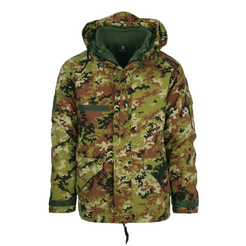 Végétato Camouflage Militaire Parka 71 Americain Stock q1EnxA0a