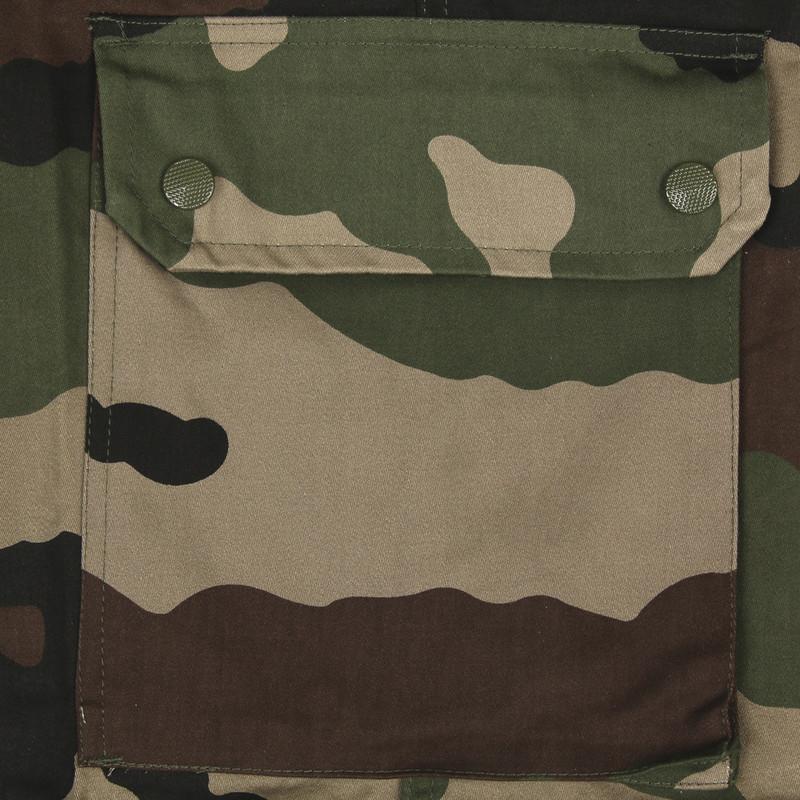 101 Inc. Pantalon Treillis Francais F2 Camouflage
