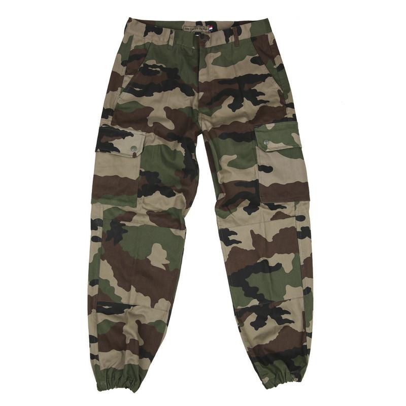 Pantalon de treillis f2 recon cam ce stock americain 71 - Treillis militaire occasion ...
