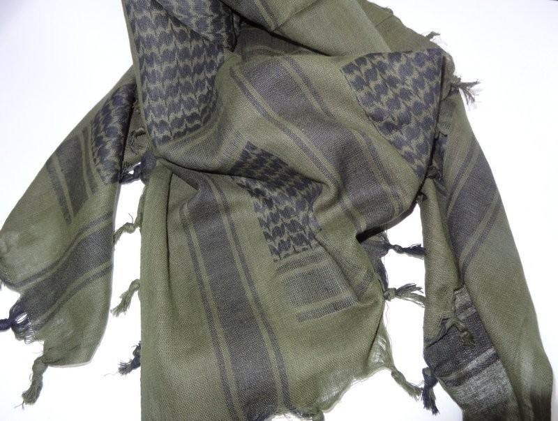 keffieh foulard palestinien kaki stock americain 71. Black Bedroom Furniture Sets. Home Design Ideas